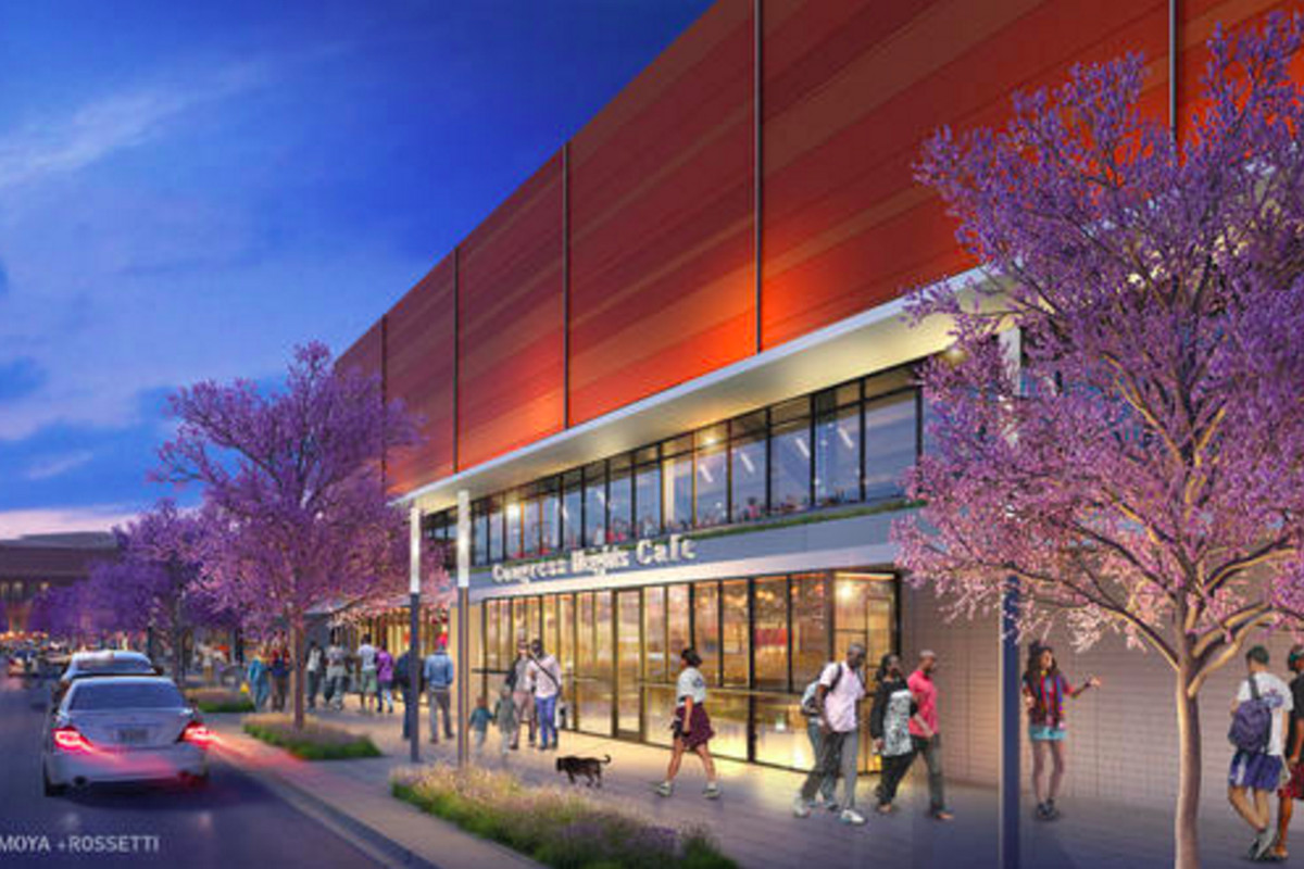 Austin Architecture Firms Events Dc Is Delivering Design Updates To Entertainment