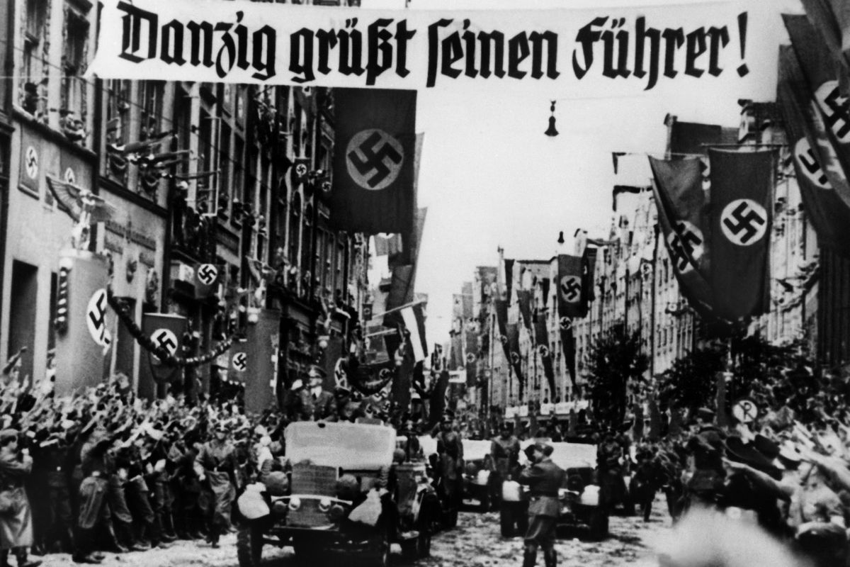 Danzig Wallpaper Hd 75 Years Ago Hitler Invaded Poland Here S How It