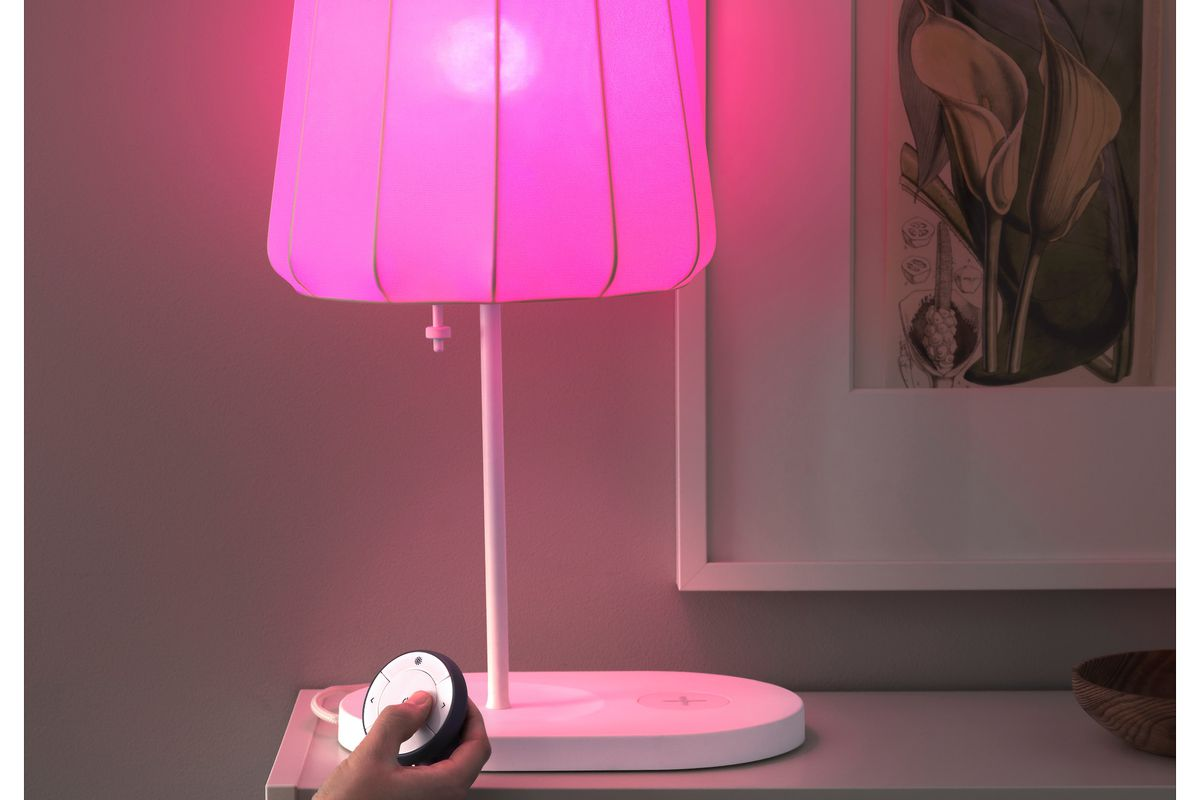 E 27 Led Ikea's Multi-color Smart Bulbs Are Now Widely Available