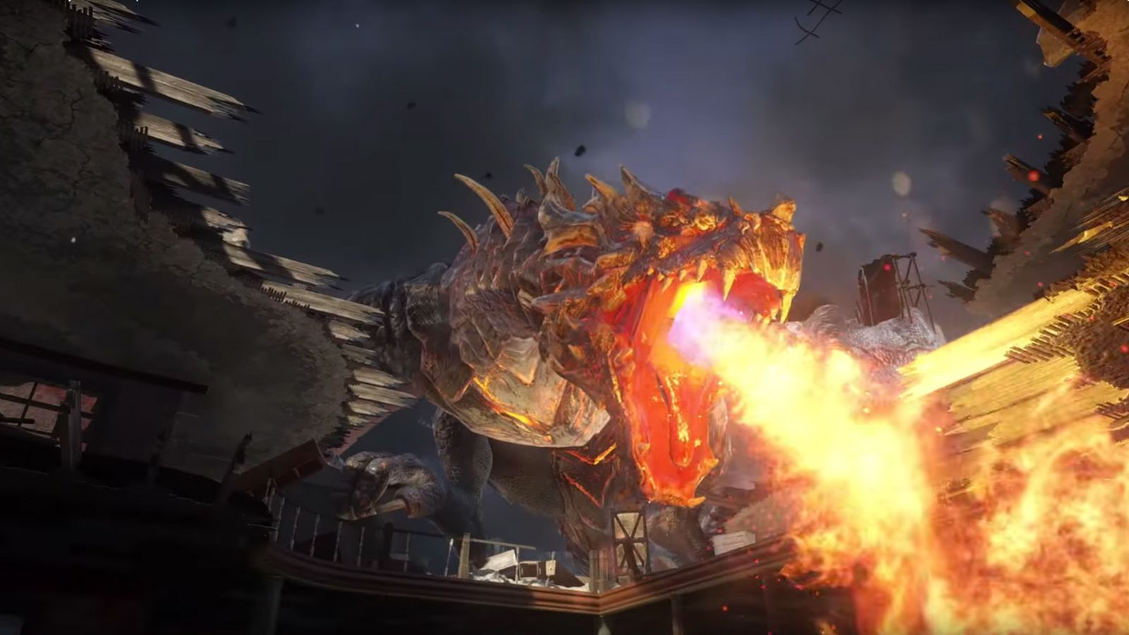 Call Of Duty Black Ops Wallpaper Call Of Duty Is Getting Dragons Polygon