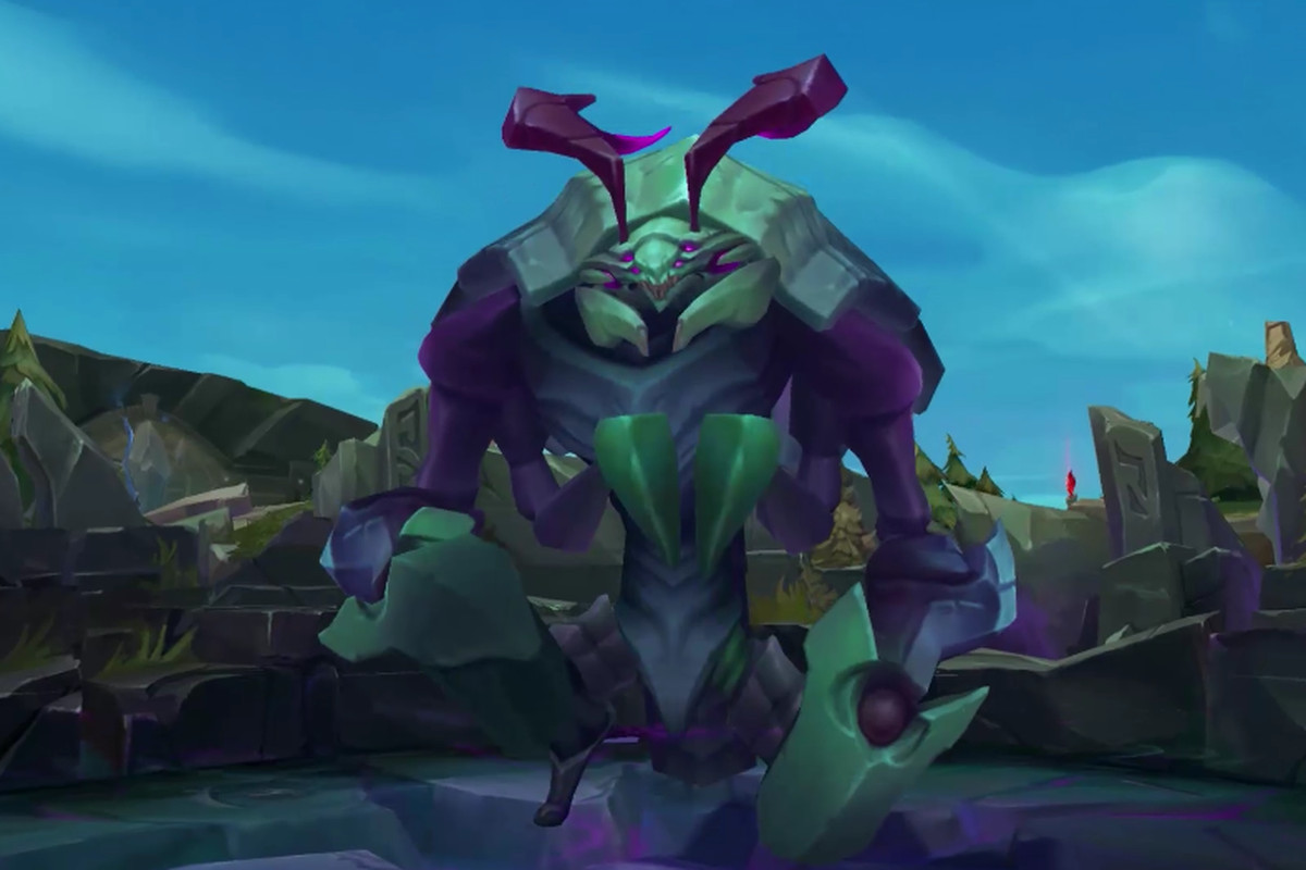 Cow Wallpaper Cute The New Rift Herald Will Be Cute Green And She Ll Smash