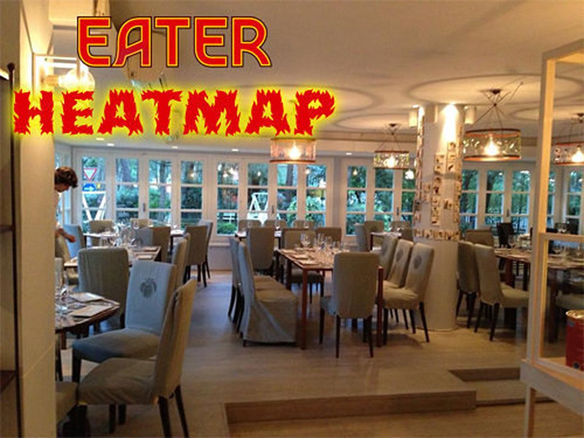 The Eater Chicago Heatmap Where To Eat Right Now - Inspirational ...