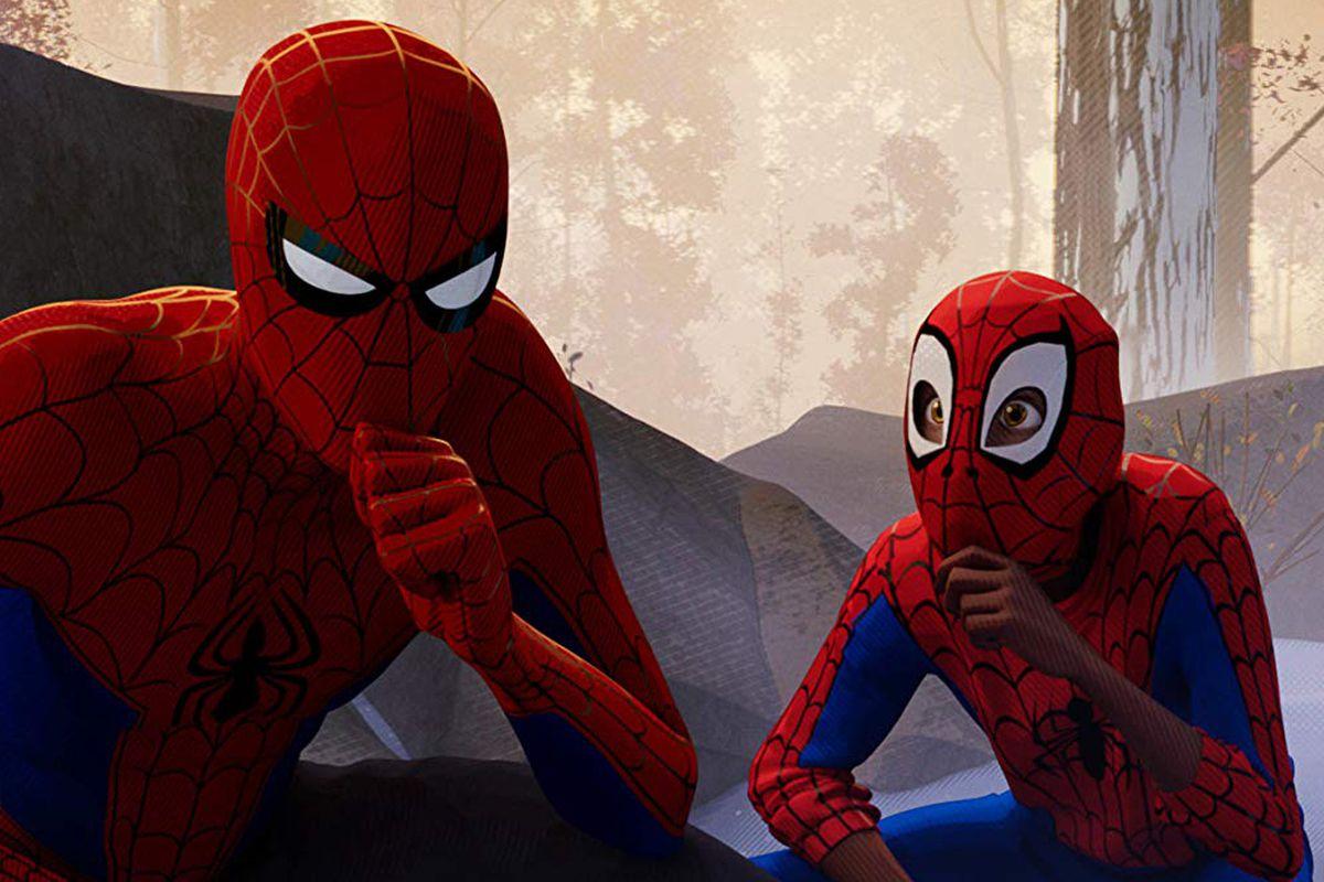 Kjp Fall Wallpaper Spider Man Into The Spider Verse S 2 Post Credits Scenes