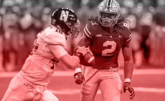 Defensive End Chase Young Is Prepared To Lead Ohio State S Defensive Line Land Grant Holy Land