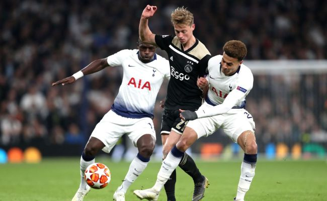 Three Things We Learned From Tottenham 0 1 Ajax