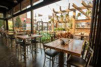 Tour Paradise Park, Wicker Parks new pizza patio and bar ...
