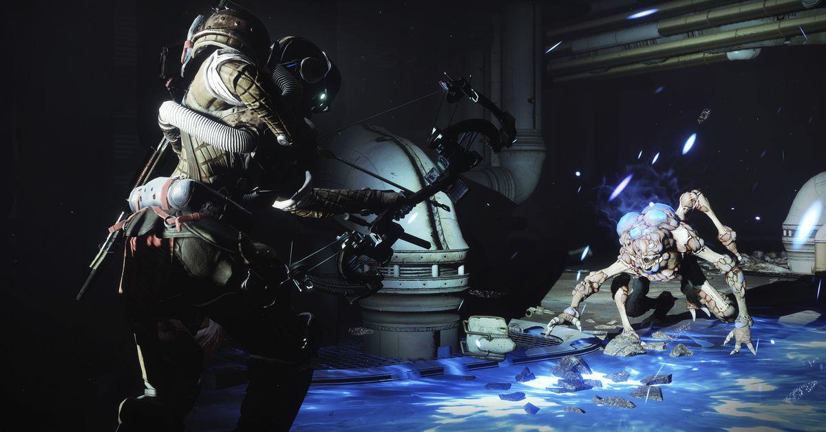 Marvel Super Heroes 3d Wallpaper Destiny 2 Forsaken S New Enemy Faction The Scorn