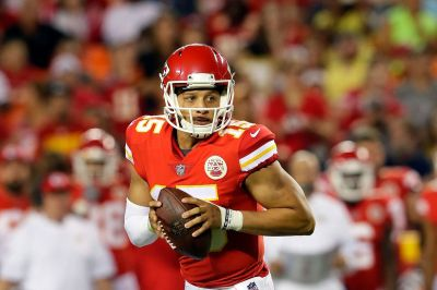Patrick Mahomes to make his 1st start for Chiefs in Week 17 vs. Broncos - SBNation.com