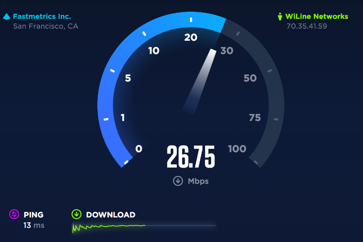 Speedtest The Best Way To Check Your Internet Speed Is Dropping