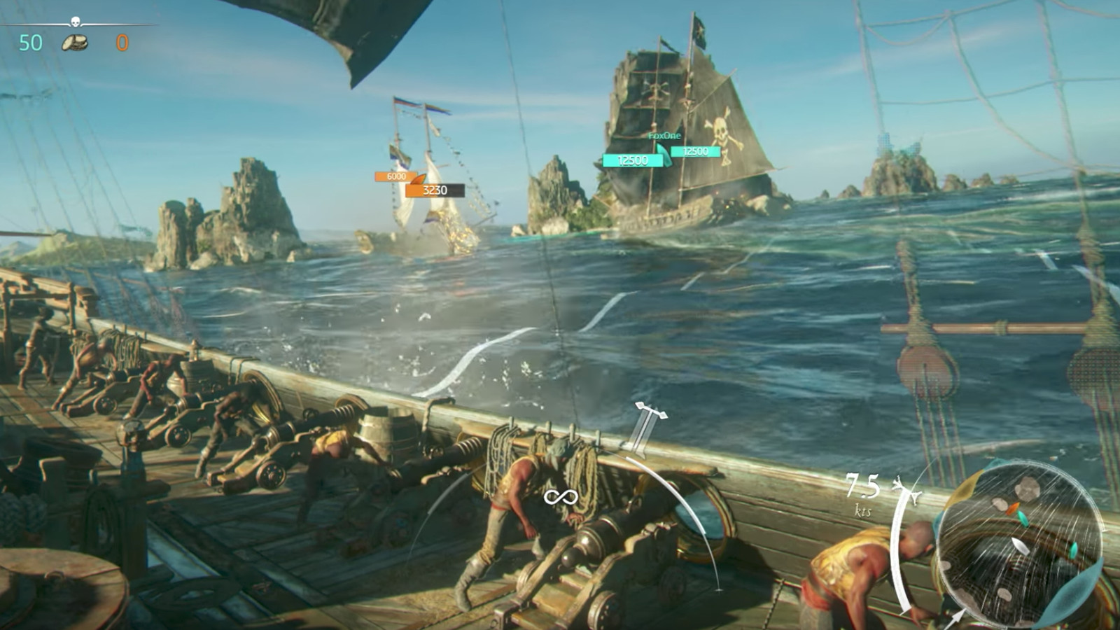 Pc Fall Wallpapers Watch The First Trailer For Skull And Bones Ubisoft S New