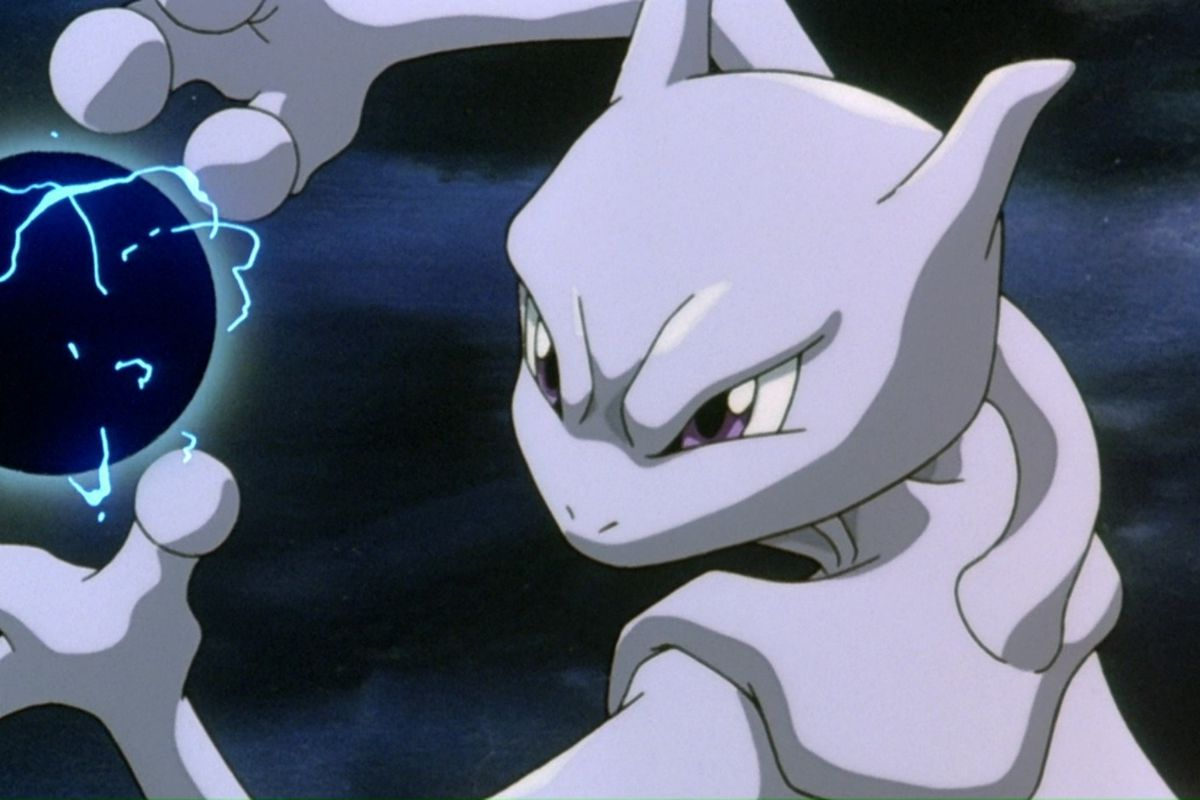 All Anime Characters Wallpaper Pok 233 Mon The First Movie Is The Reason Mewtwo Is In