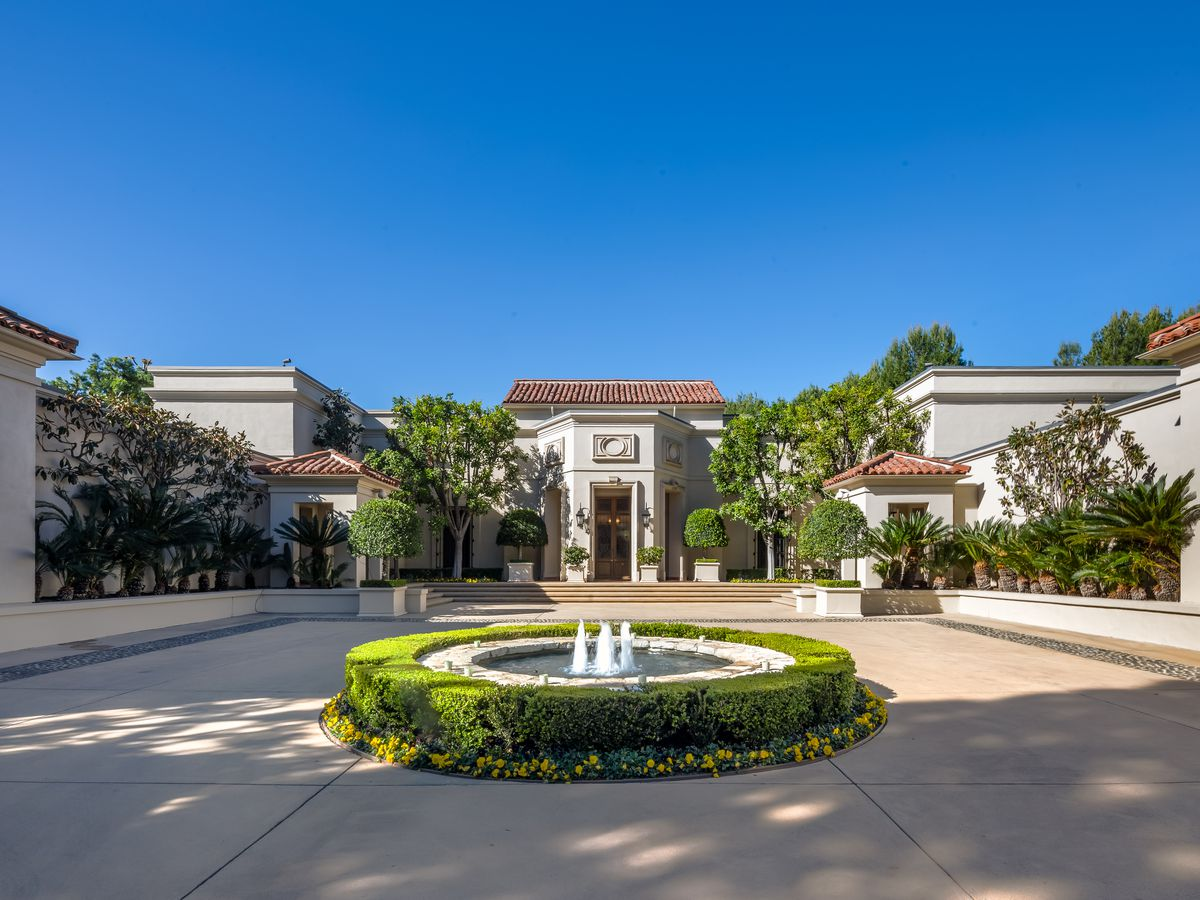 Las Most Expensive Houses For Sale Curbed La