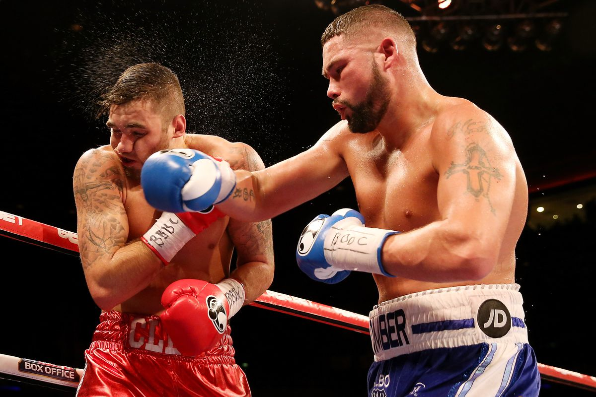Evening Wallpaper With Quotes Tony Bellew Gets Decision Over Nathan Cleverly In Rematch