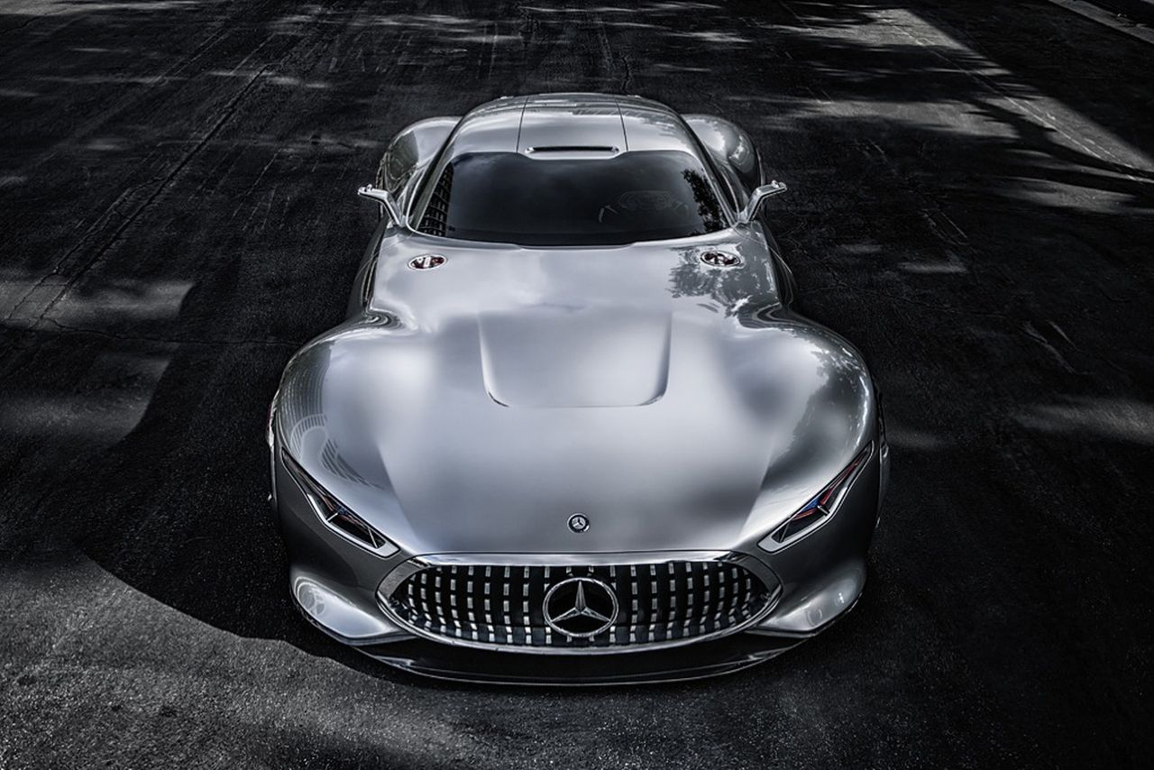 Coolest Car In The World Wallpaper Mercedes Benz Builds A Stunning Concept Supercar For Gran