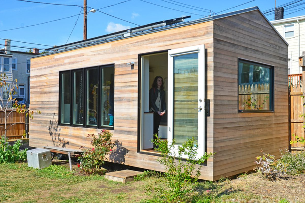 Container Haus New York Tiny Home Production Line Minim Homes Emerges In D C