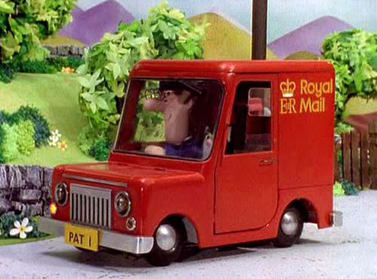 Fireman Sam 3d Wallpaper Uk S Royal Mail Postal Service Is Now Trialling Electric