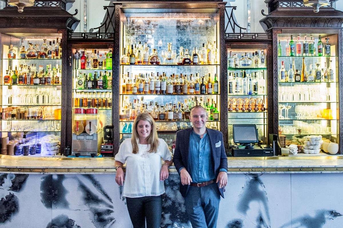 Artesian London Artesian Bar At The Langham Brings In Two Heavyweights To