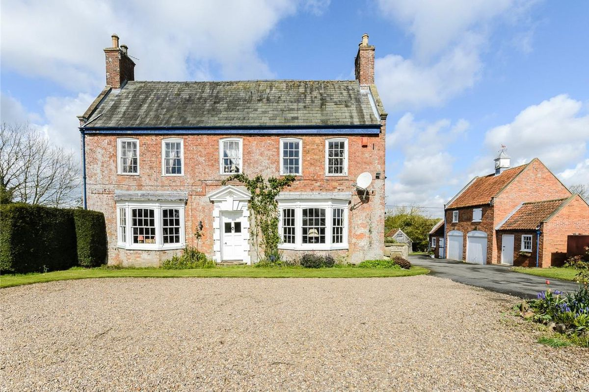 Farmhouses For Sale Uk Georgian Country Houses In England For Sale Right Now Curbed