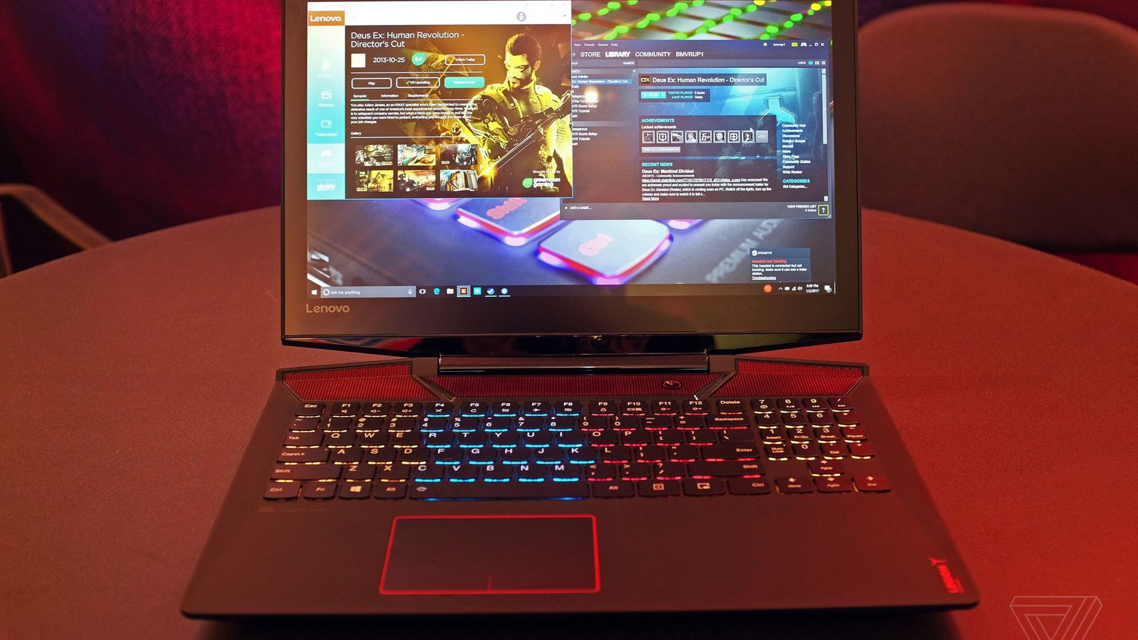 Hd Gamer Wallpaper Lenovo Launches Legion Gaming Brand With A Couple Of