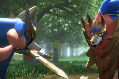 Zacian and Zamazenta are Pokémon Sword and Shield's featured legendary Pokémon - Polygon