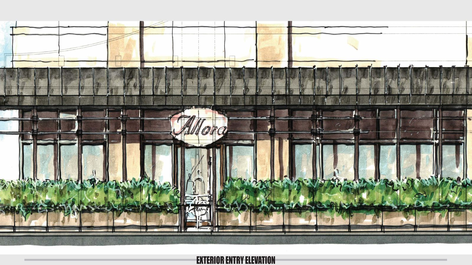 Atlanta Station Restaurants Italian Restaurant Allora Is Moving Into The Twelve Hotel