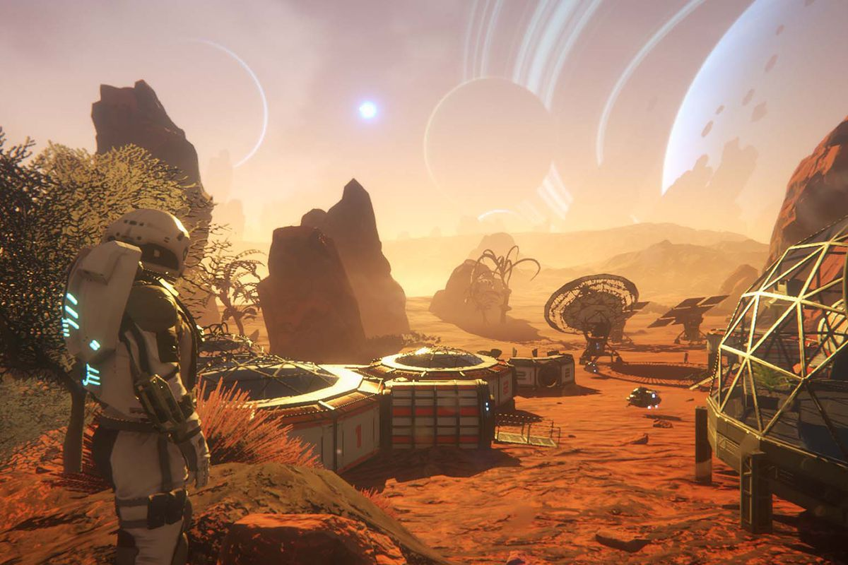 Free Early Fall Wallpaper Multiplayer Survival Game Osiris New Dawn May Be Steam S