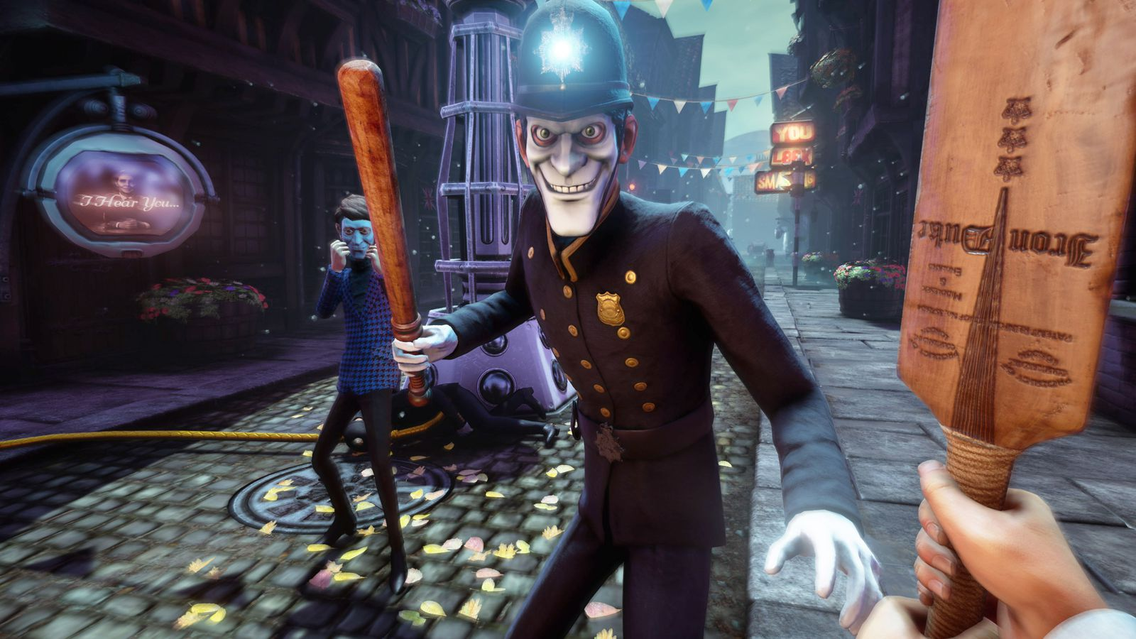 Windows Fall Wallpaper Drug Fueled Survival Game We Happy Few Hits Retail Next