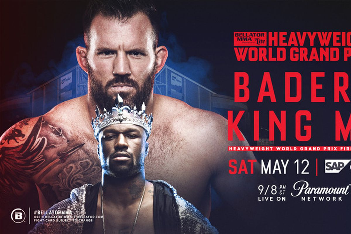 Baeder Vs Bellator 199 Results Live 39bader Vs King Mo 39 Streaming
