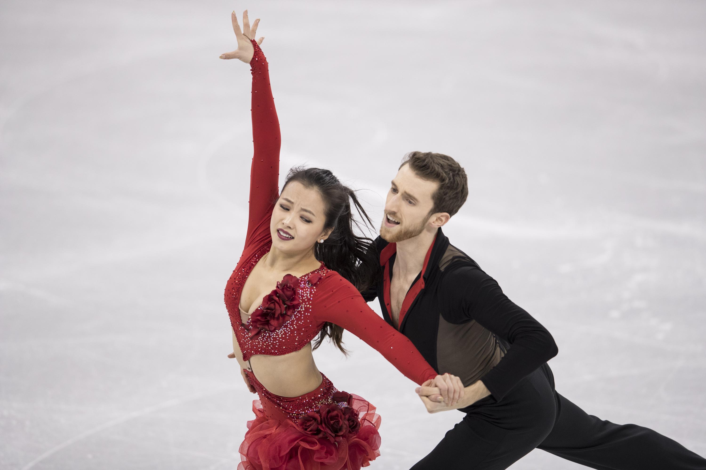 2018 Winter Olympics South Koreas Yura Min Overcomes
