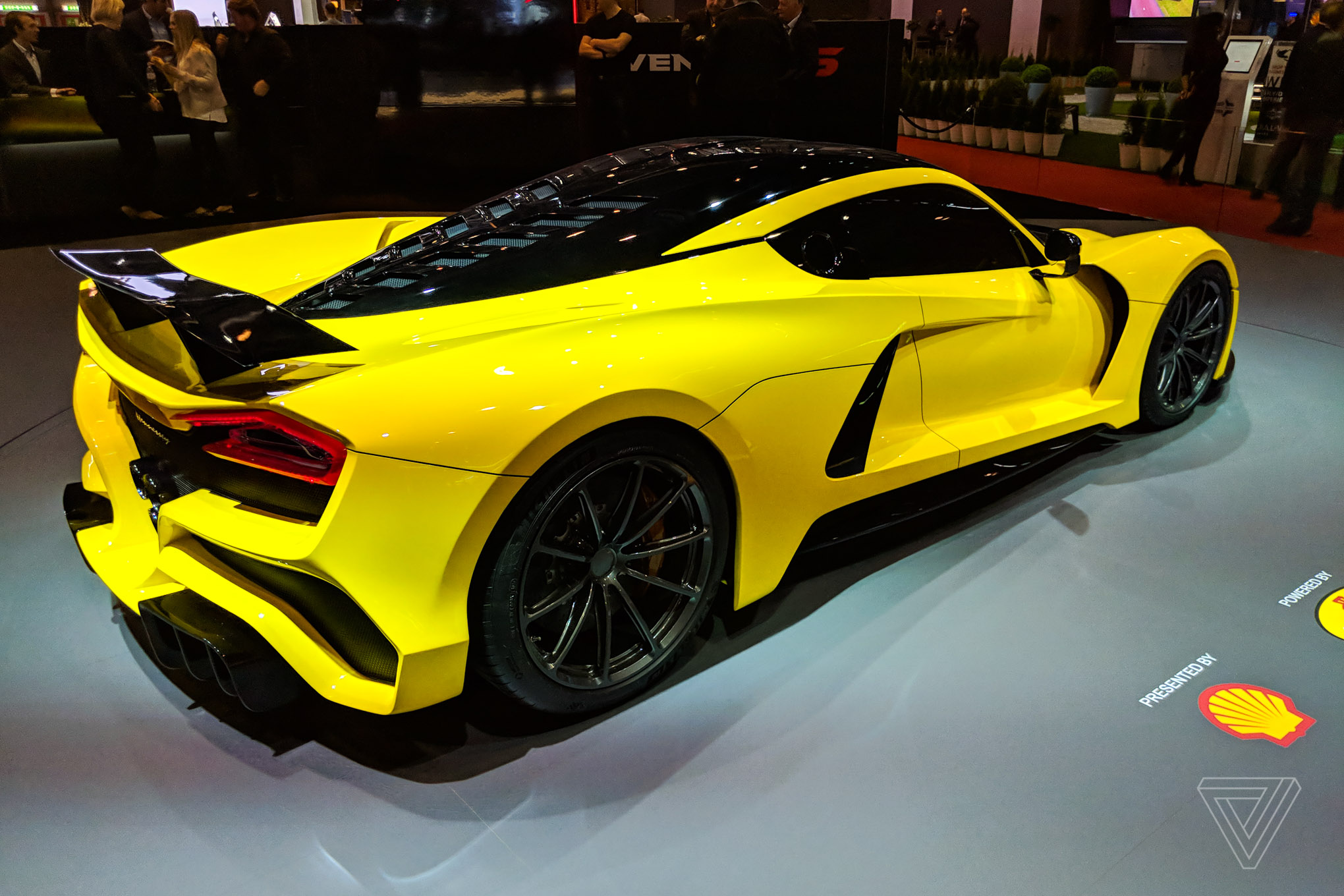 2018 Hennessey Venom F5 Hennessey S Venom F5 Could Be The First Road Car To Break 300
