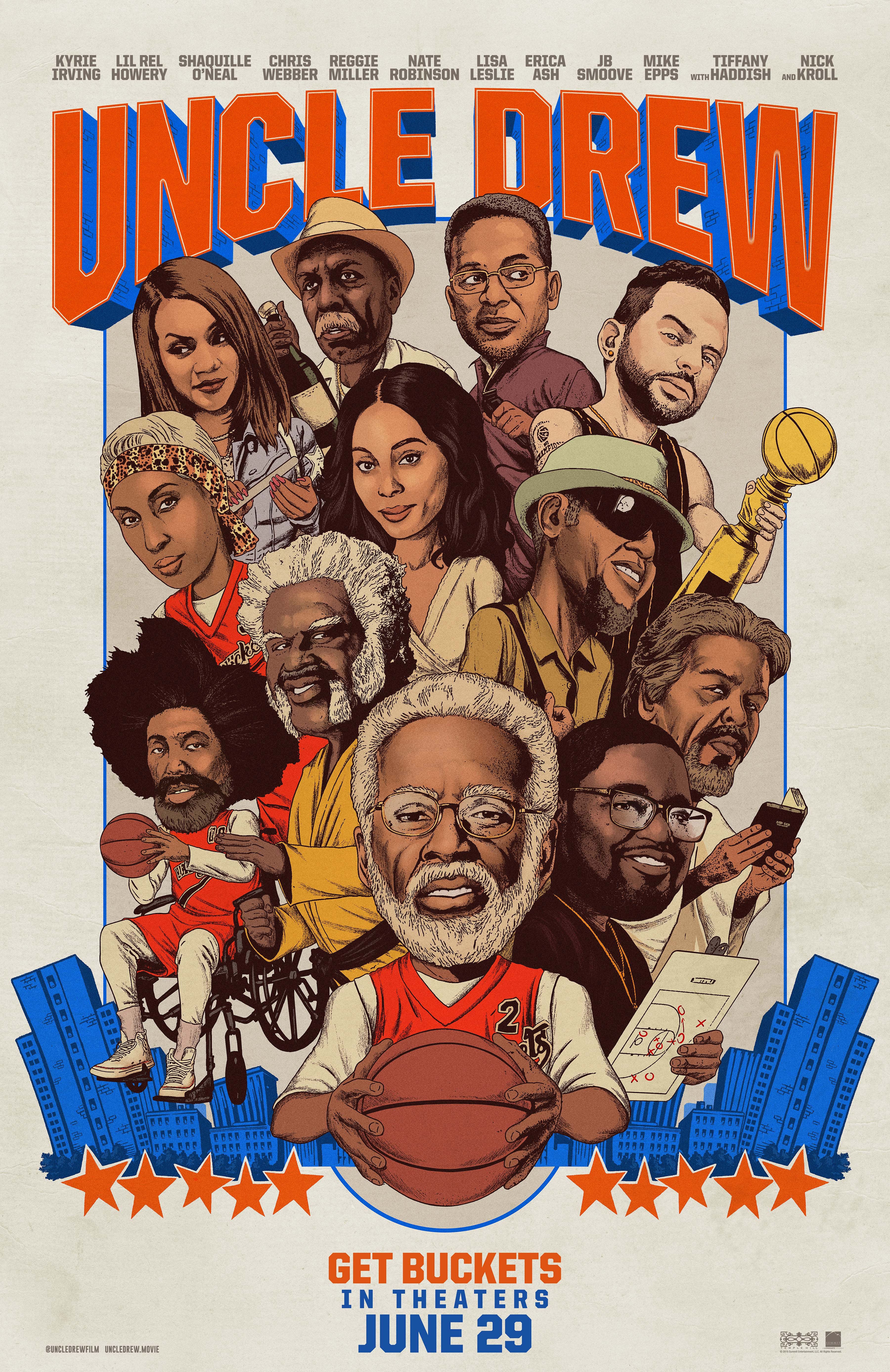St Louis Blues Iphone Wallpaper See The Official Poster For The Uncle Drew Movie