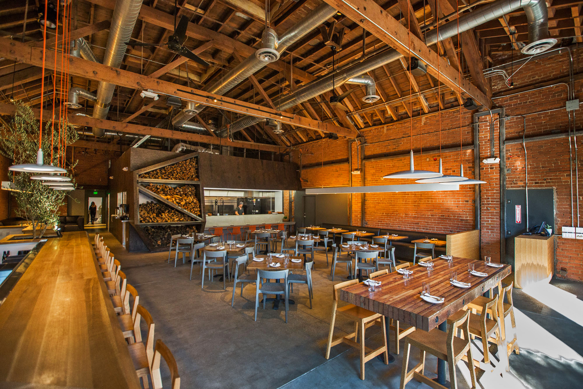 Coffee Alchemy New York Odys 43 Penelope A Modern Grillhouse On La Brea From The