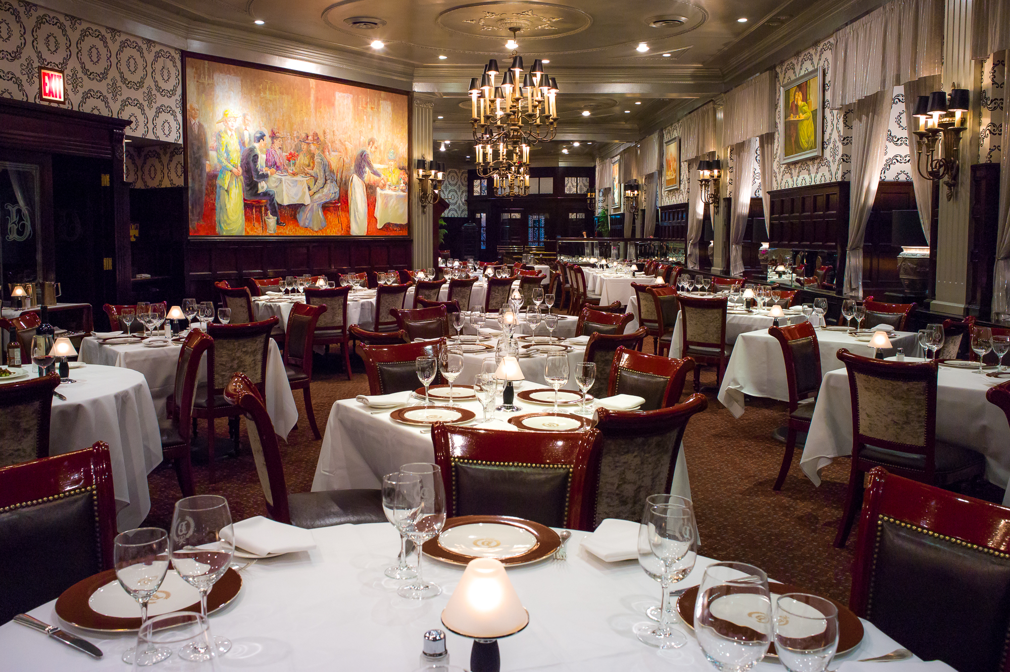Restaurant Supply Long Island Old Classic New Classic Grand Steakhouse Dining At