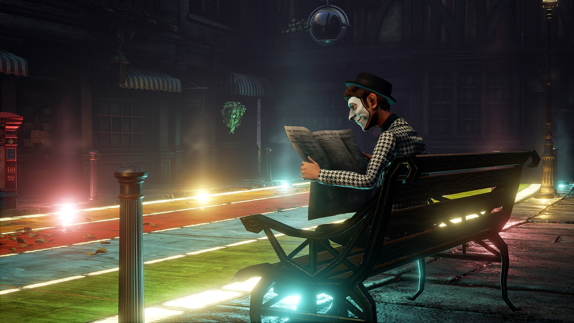 Jack And Sally Wallpaper Hd We Happy Few Is About Drugs And Nazis And Whatever You