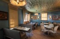 Tour Art Smith's Blue Door Kitchen, His Revamped Gold