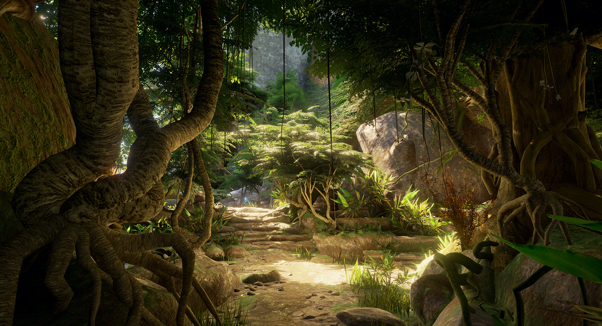 Htc One 3d Wallpaper Obduction Is A Beautiful Virtual World That Shows The