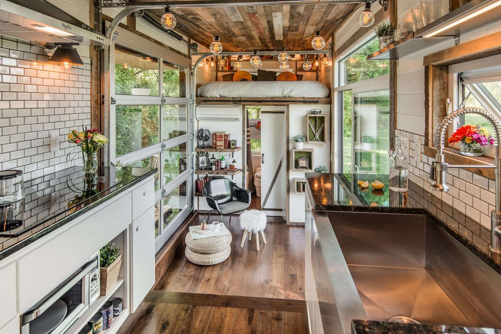Tiny houses in 2016 more tricked-out and eco-friendly - Curbed - tiny home ideas