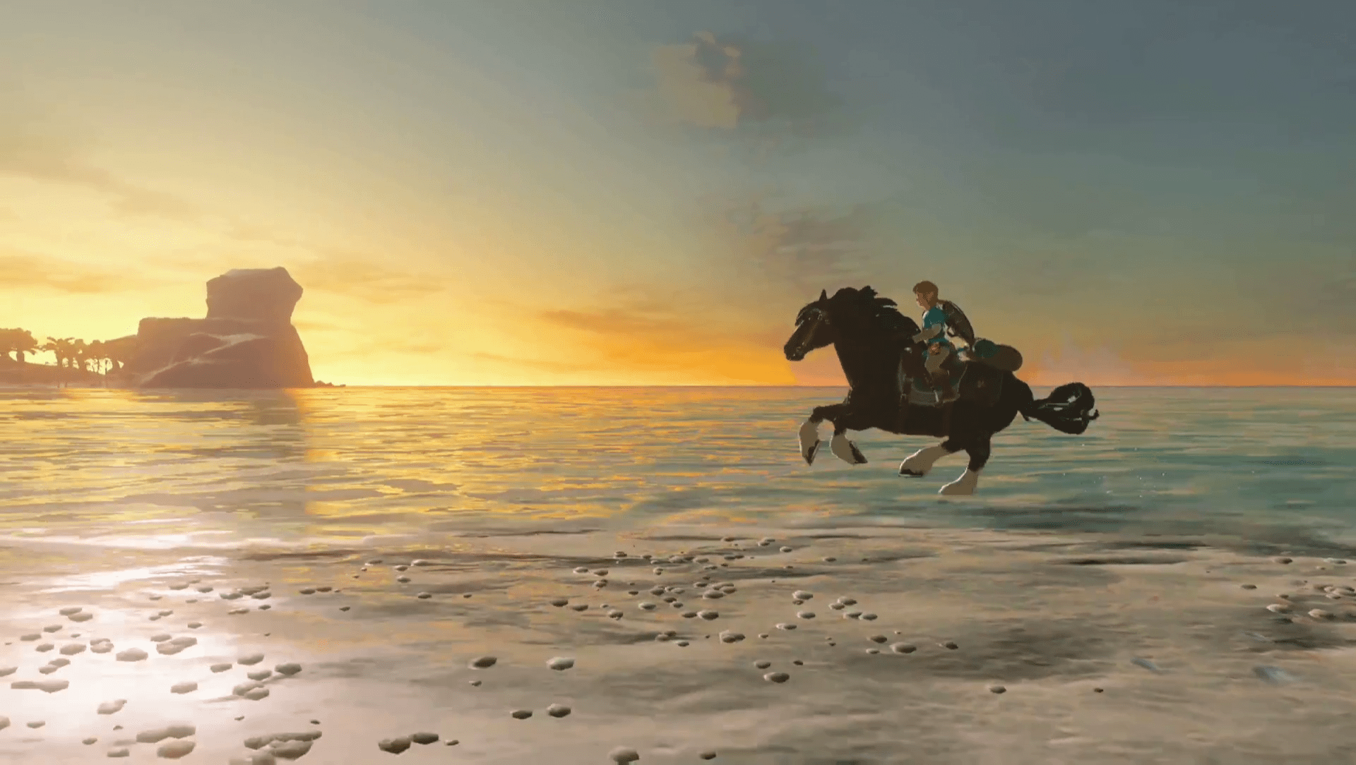 Legend Of Zelda Breath Of The Wild Wallpaper Hd Want To Know How Much Power Switch Has Zelda Runs At 900p