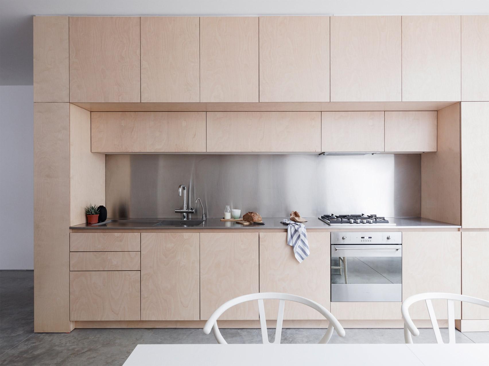 Küche Bauhaus | Yes Box Kuche Bauhaus London Maisonette Gets Bright And Airy