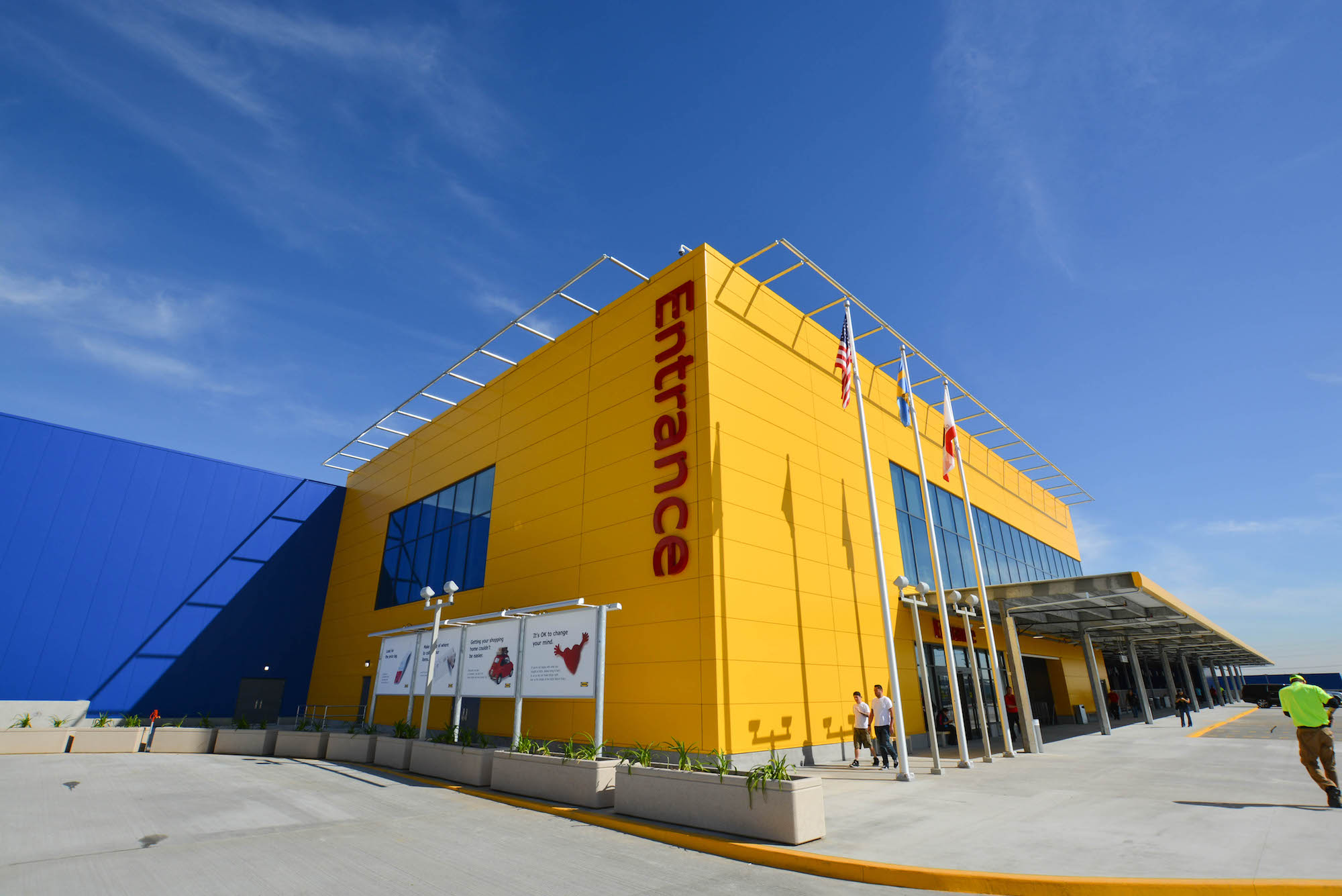 Ikea Burbank Address Inside The 600-seat Madness Of America's Largest Ikea