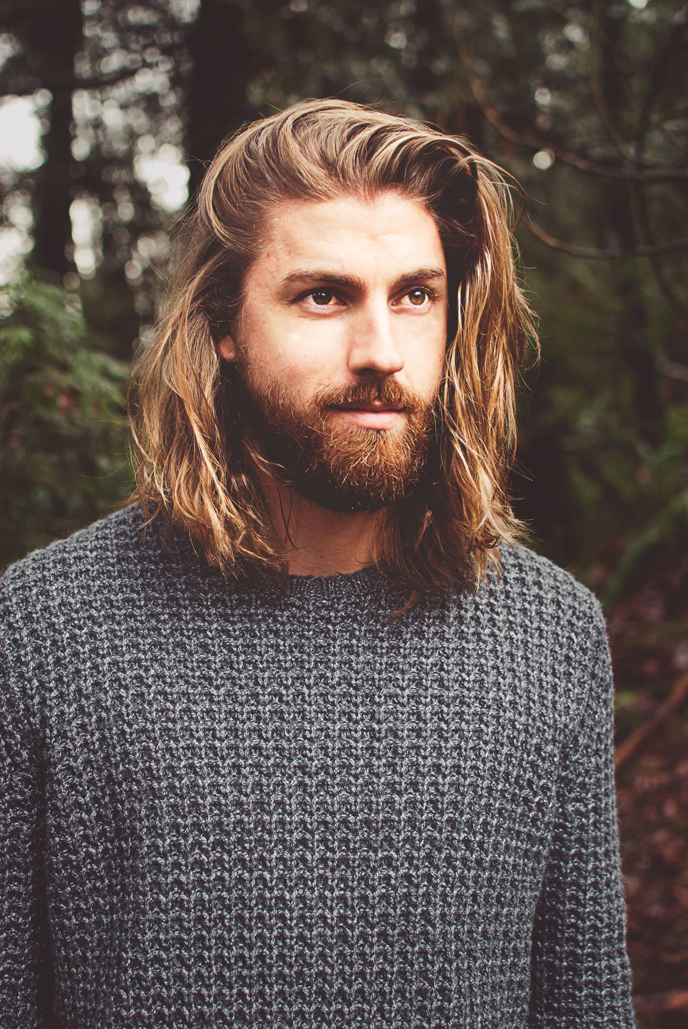 Coiffure Homme Viking Meet The Longhairs A Global Community For Guys With Long
