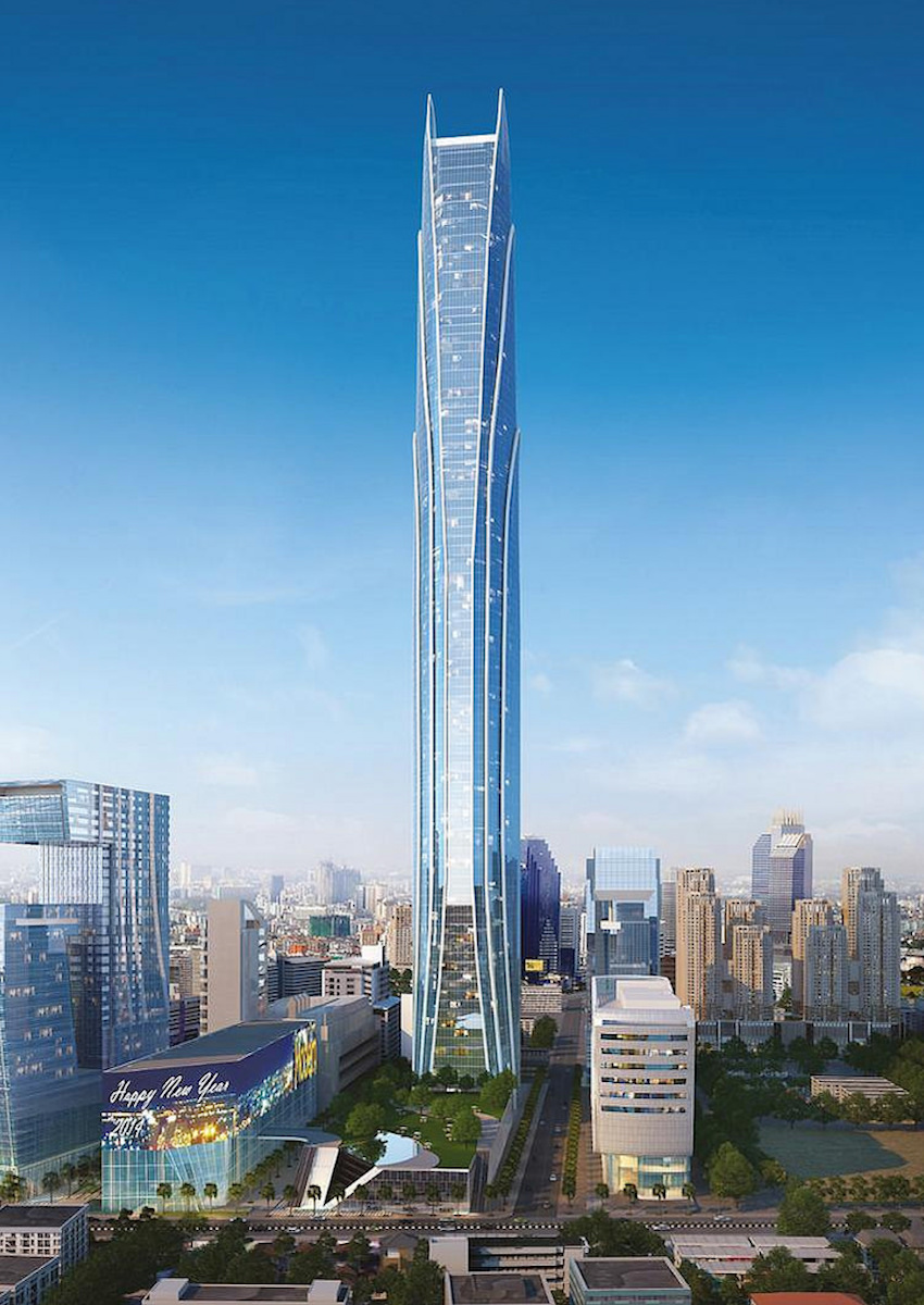 3d Stone Wallpaper Malaysia 10 Tallest Buildings Under Construction Or In Development
