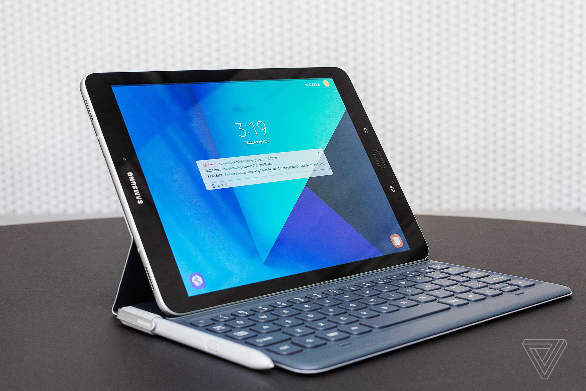 Samsung Tab S3 Samsung Galaxy Tab S3 Review Android 39s Best Foe To The