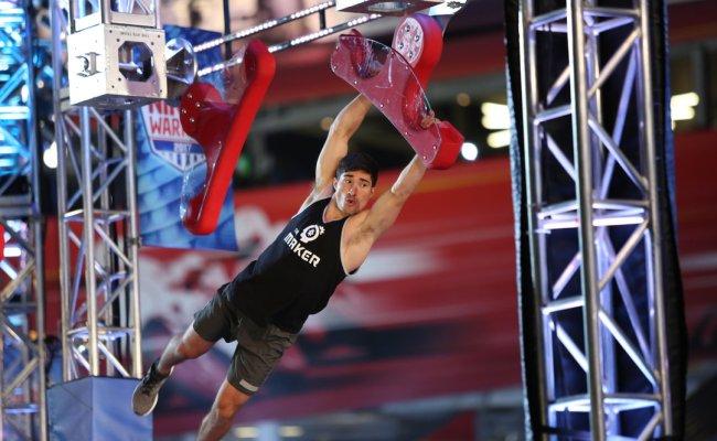 American Ninja Warrior Daytona Qualifiers Recap The City Where Dreams Came True American