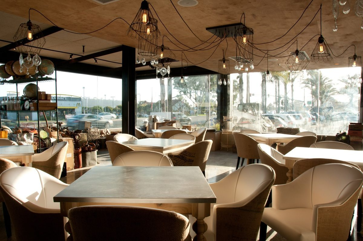 A Sneak Peek Into Cucina Enoteca S New Del Mar Digs Eater San Diego