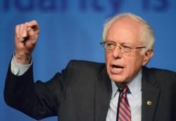 Small Of Bernie Sanders Ice Cream