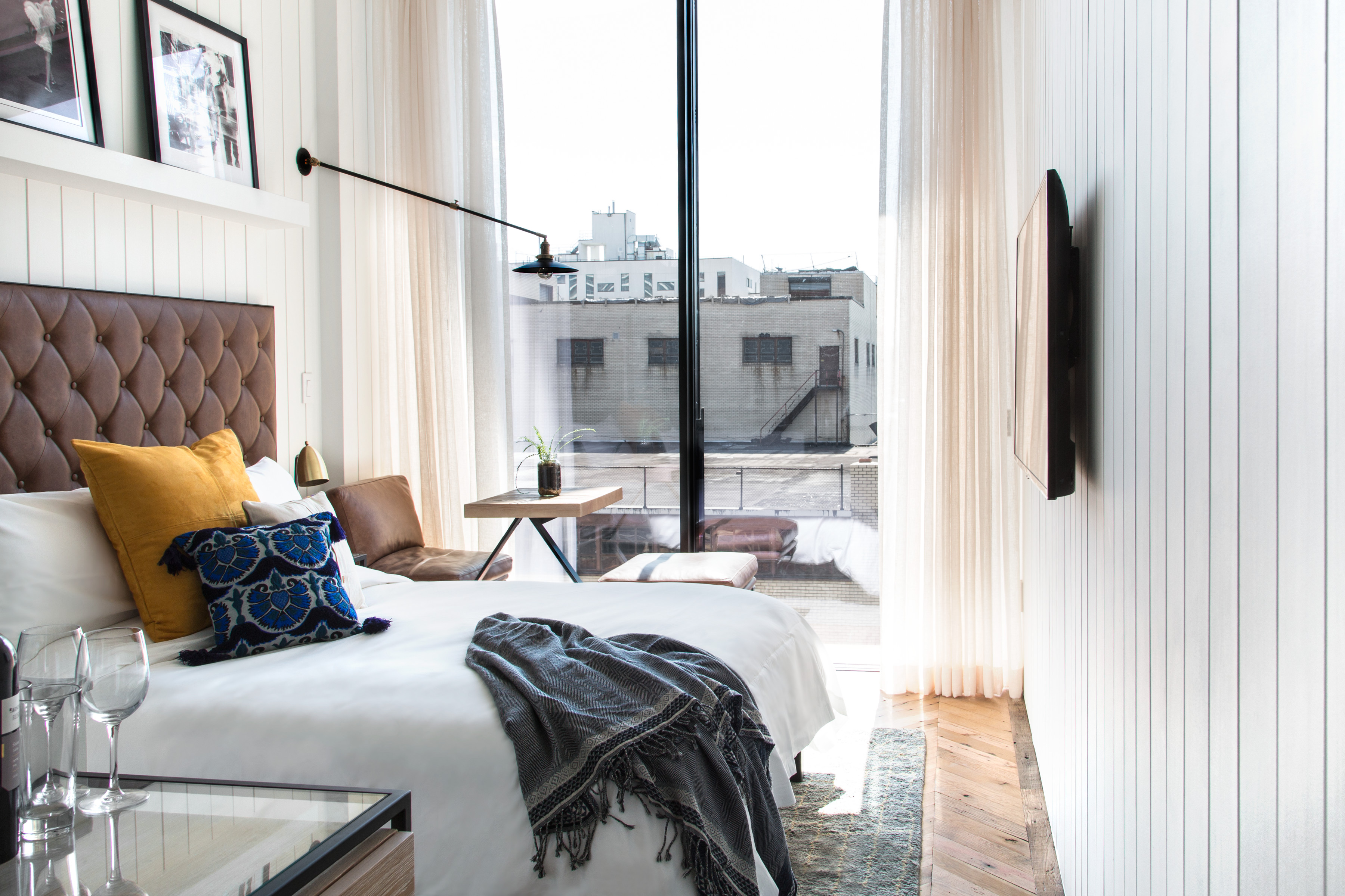 Hotel Design Ny Williamsburg S Newest Hotel Is Now Open Curbed Ny