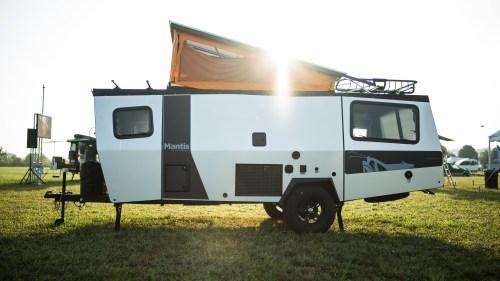Medium Of Wide Path Camper