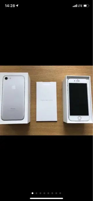 Iphone 5s Libre Segunda Mano Iphone 7 32gb Libre Impoluto Cambio