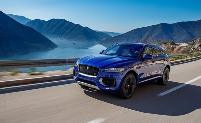 Introducing the Jaguar F-PACE, a sporty SUV | Wallpaper*